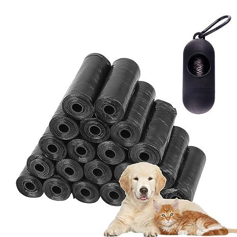 Amazon.com: Inwaysin - Bolsas de basura para perros, 16 ...