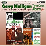 Three Classic Albums Plus - Gerry Mulligan