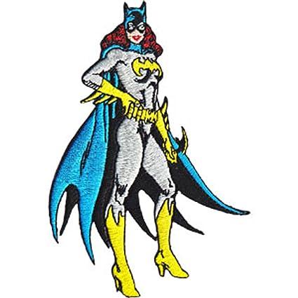 amazon com application dc comics originals batgirl stand patch