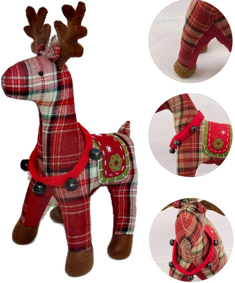Amazon.com: Armfer-household supply - Muñeca de reno de Papá ...
