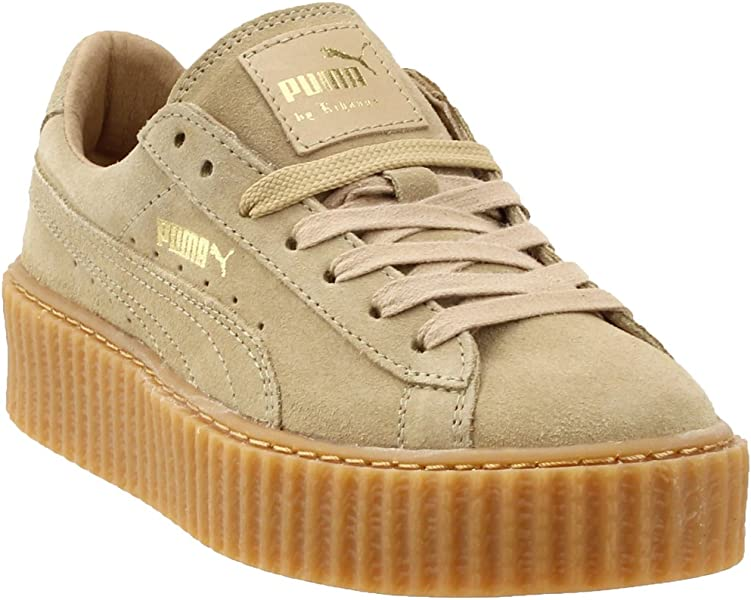puma creepers beige donna