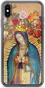Diskoer Our Lady of Guadalupe Virgin Mary Catholic Mexico Poster Case Cover Compatible for iPhone (X/XS)