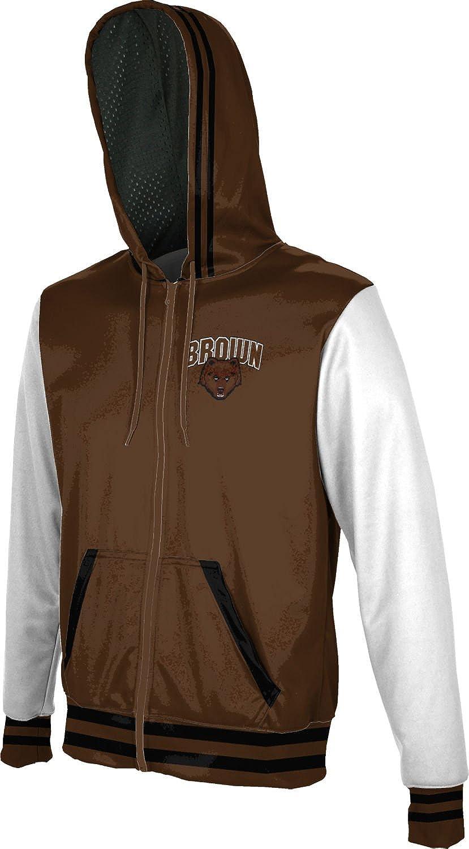 ProSphere Brown University Boys Full Zip Hoodie Letterman