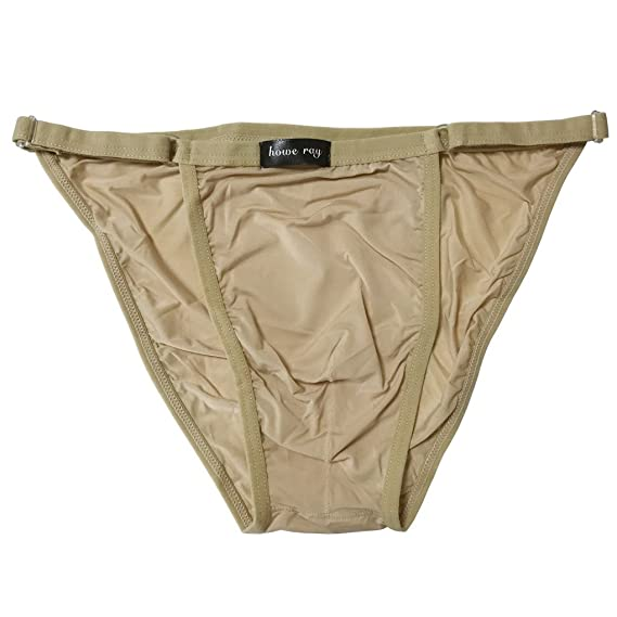 c3a137fe98aa Men Underwear Sexy Pouch Briefs Thongs G-string Stretch Elastic Bikinis  Complexion