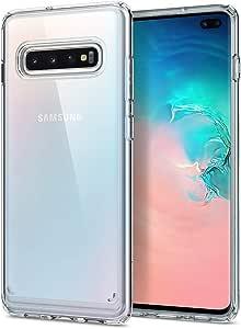 Spigen Ultra Hybrid Designed for Samsung Galaxy S10 Plus Case (2019) - Crystal Clear