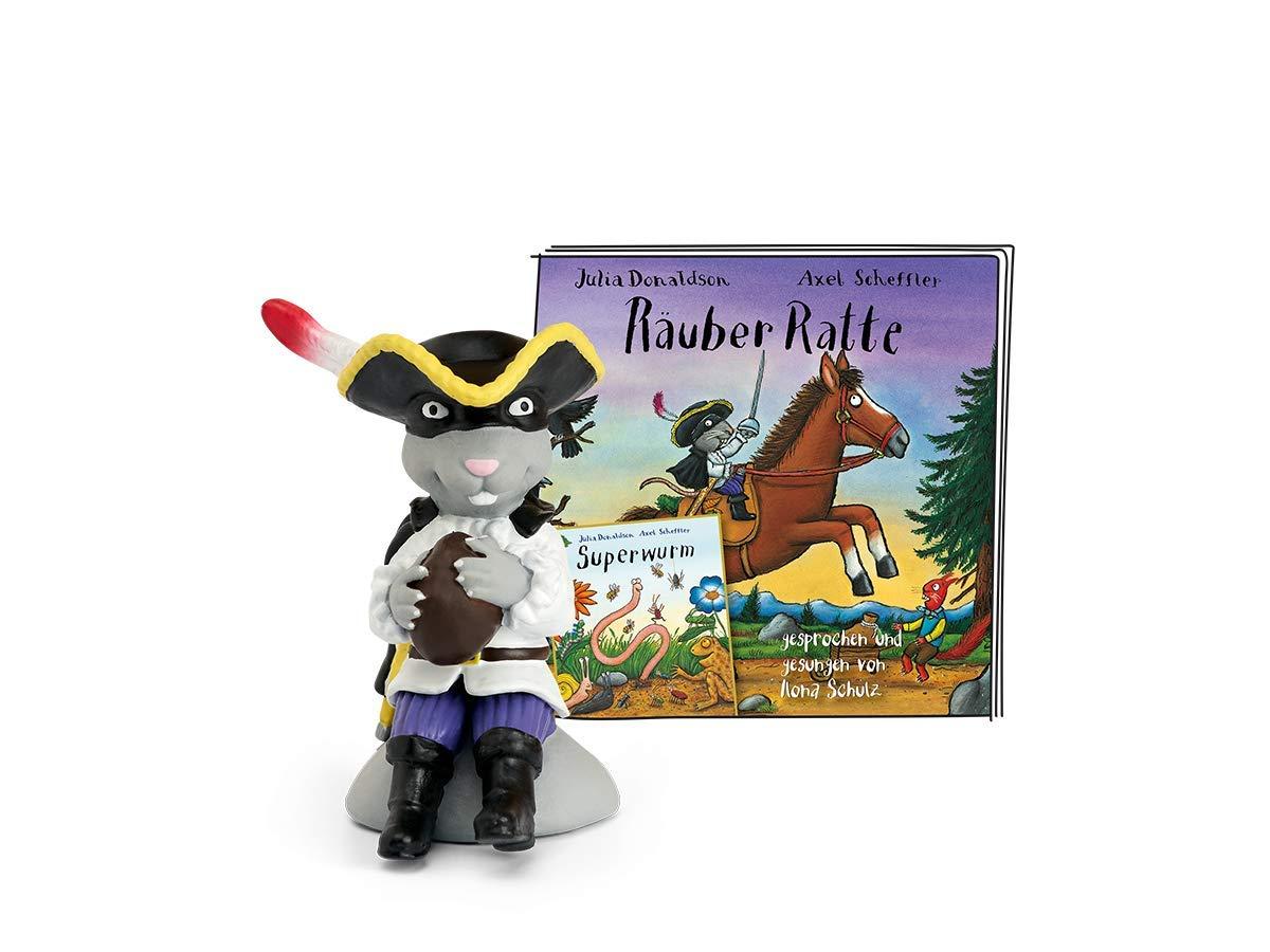 Multi-Colour tonies 01-0187 Ratty Rat Hearing Figure