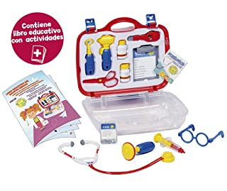 TACHAN–Valigetta Dottore Doctor Deluxe, 12Pezzi, Cpa Toy Group 9908