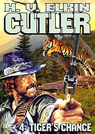 book cover of Tiger\'s Chance