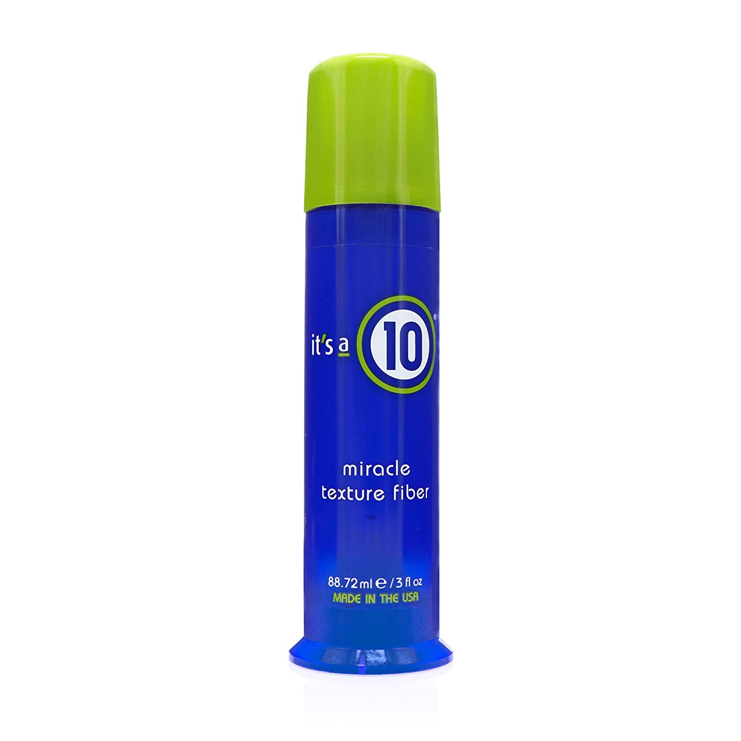 It's a 10 Haircare Miracle Texture Fiber, 3 fl. oz.