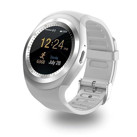 SoloKing T90 Reloj inteligente,bluetooth 3.0 reloj deportivo Con TF / tarjeta SIM Podómetro anti