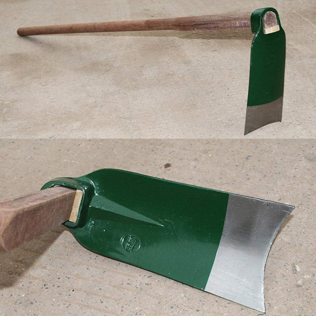 Yardwe Hoe Head Garden Hand Hoe Head Replacement Handheld Gardening Tool to Remove Grass Weeds