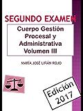 Cuerpo Gestión Procesal y Administrativa Volumen III