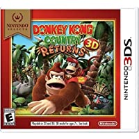 Nintendo selecciona: Donkey Kong Country Returns 3D