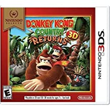 Donkey Kong Country Returns - Nintendo 3DS - Standard Edition