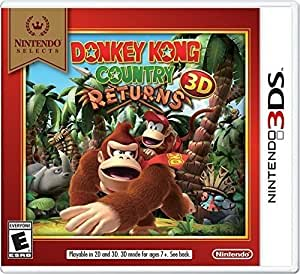 Donkey Kong Country Returns - Nintendo Selects Edition for Nintendo 3DS