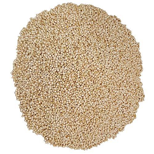 Organic Royal White Quinoa by Food To Live (Raw, Whole Grain, Non-GMO, Kosher, Bulk) — 25 Pounds