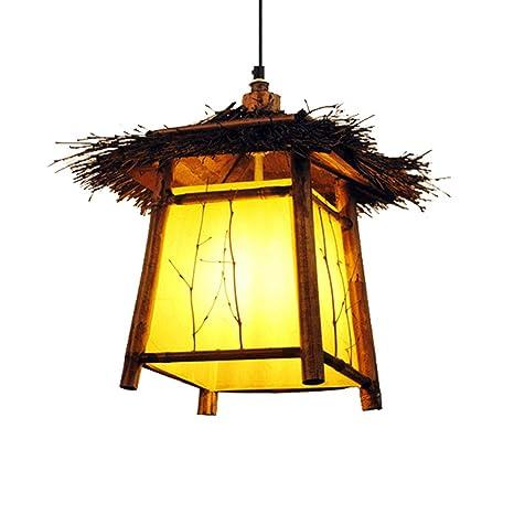 Lámpara Colgante De Techo Retro Al Aire Libre A Prueba De Agua IP23 Diseño Lámpara Colgante