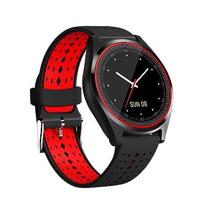 Amazon.com: Kooman Smart Watch - Bluetooth Smartwatch Touch ...