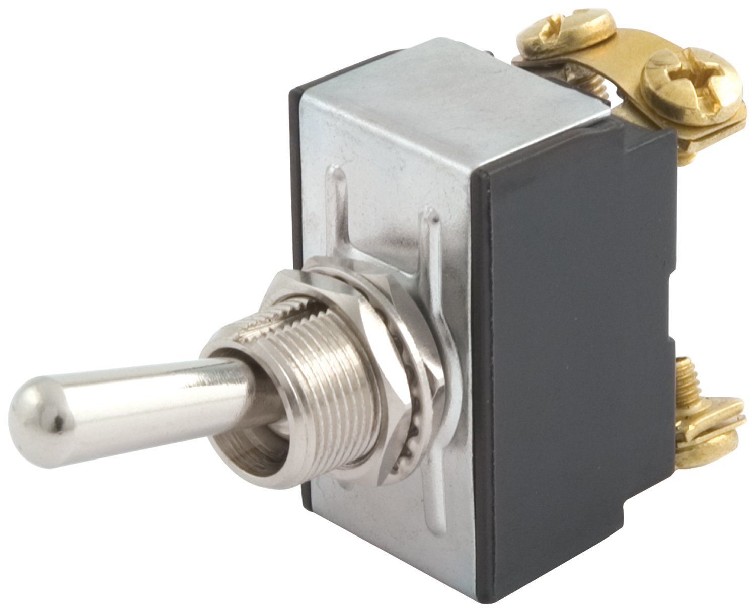 Allstar ALL99067 7/16'' O.D Mounting Hole 12V Toggle Switch