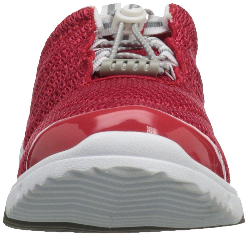 Propet Women's Travelwalker N II Shoe B005M97Q06 11 N Travelwalker US|Red/White Mesh 16073e