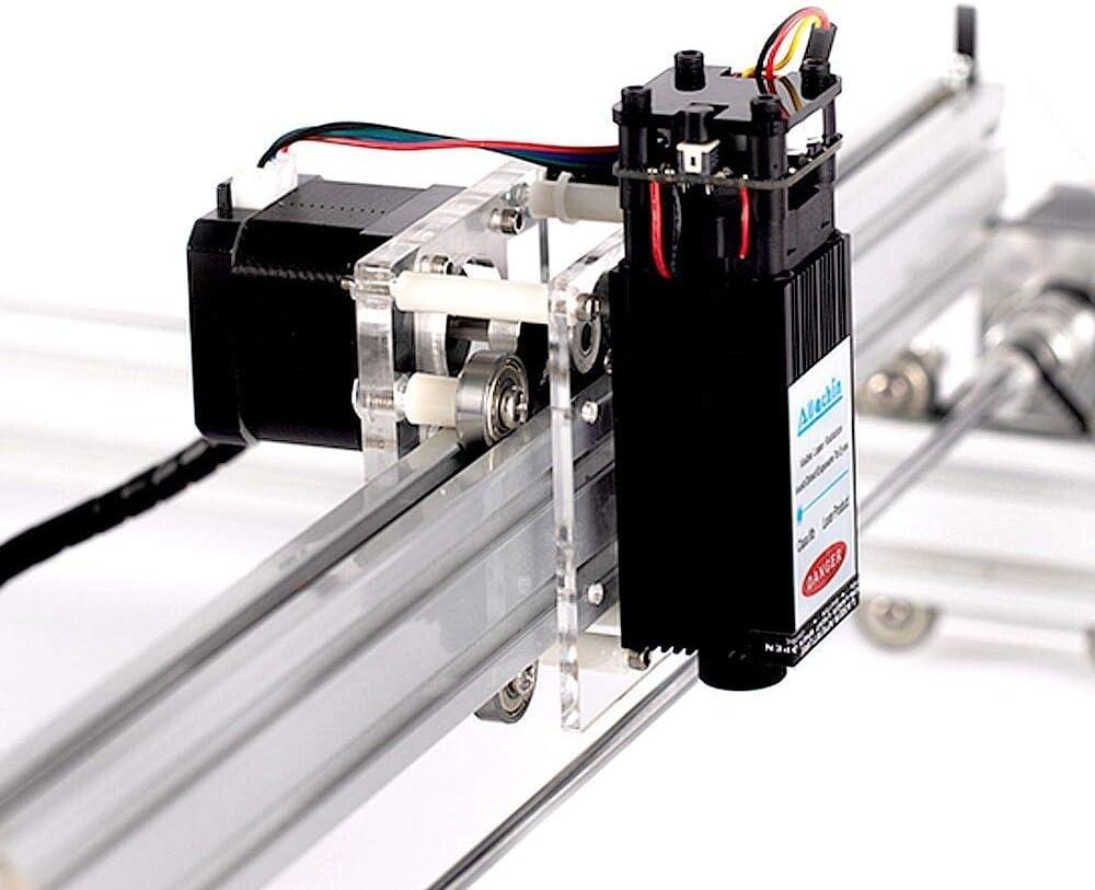 ETE ETMATE 50x40cm CNC Machine de Gravure Laser Kit 7000mv D/écoupage de la Gravure sur Bois USB 12V Imprimante de Bureau de Bricolage Logo Picture Marking Printer