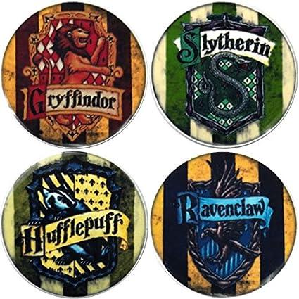 Harry Potter Hogwarts casa inspirado símbolo Real charming Premium ...