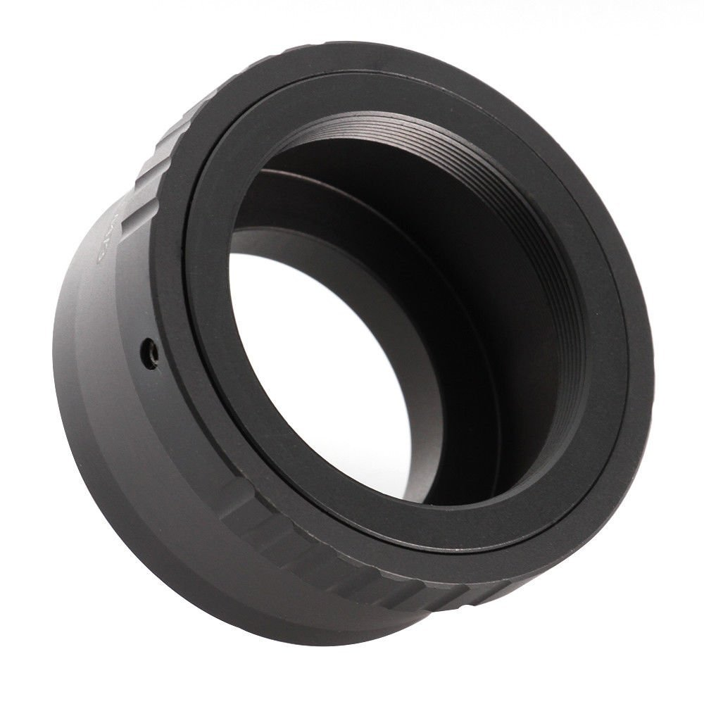Mount Mirrorless Camera Body EP5 E-PL7 GH4 GH5 GF6 FocusFoto Adapter Ring for T2 T Mount Lens to Olympus PEN and Panasonic Lumix Micro Four Thirds MFT, M4//3