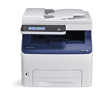 Xerox WorkCentre 6027V_NI - Impresora multifunción láser (Color, 18 ppm, 1200 x 2400 dpi)