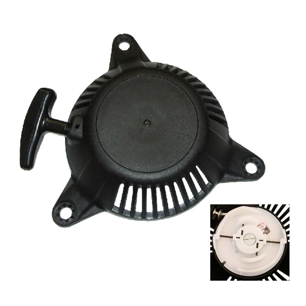 Non Genuine Recoil Starter Pull Start Assembly Compatible With Honda GXH50 Rocwood