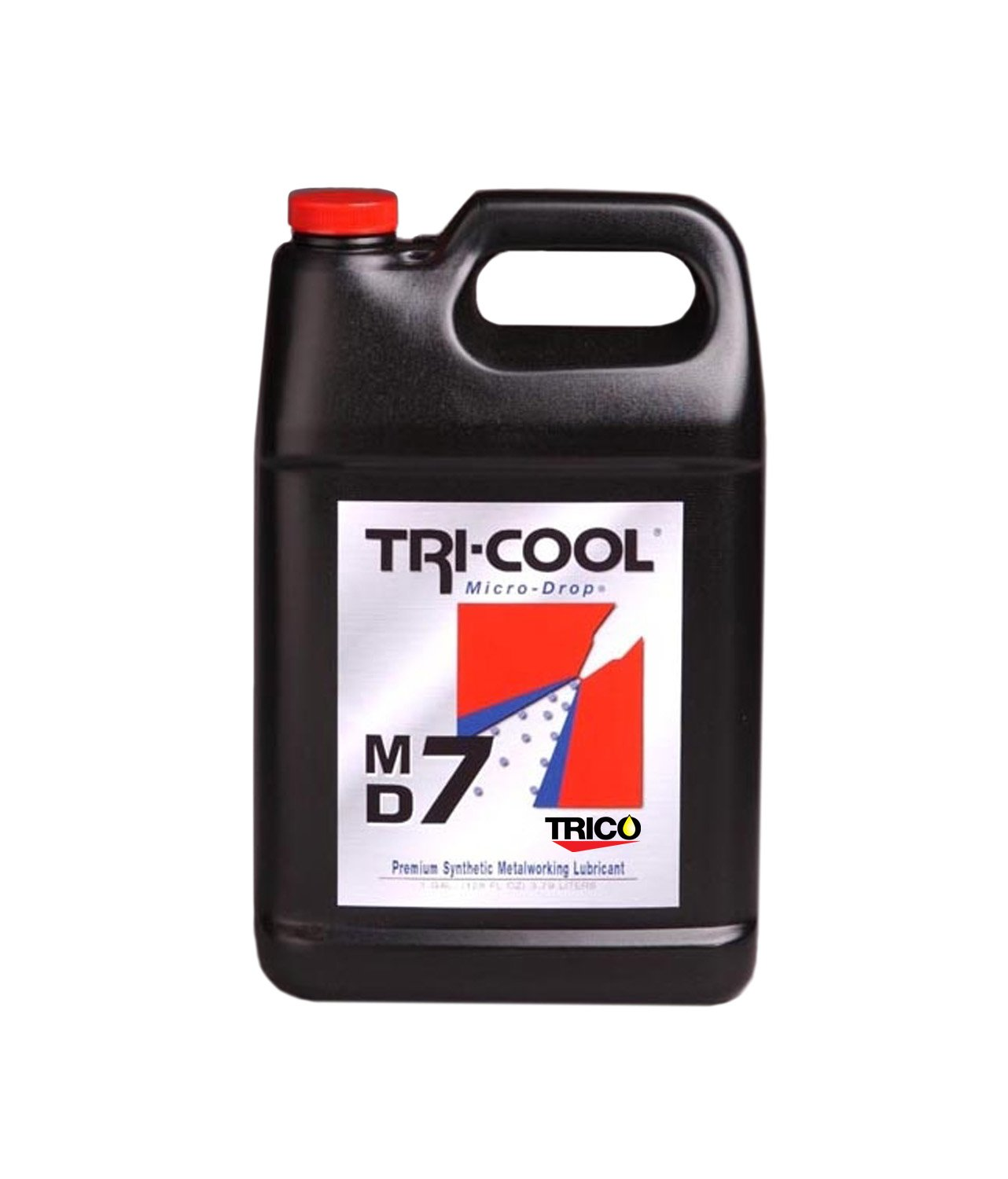 Trico MD-7 Micro-Drop Synthetic Lubricant, 1 Gallon Can, Pack of 1 by Trico
