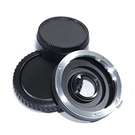 Amazon com : Pixco Focus Infinity Lens Adapter Suit for Canon EF