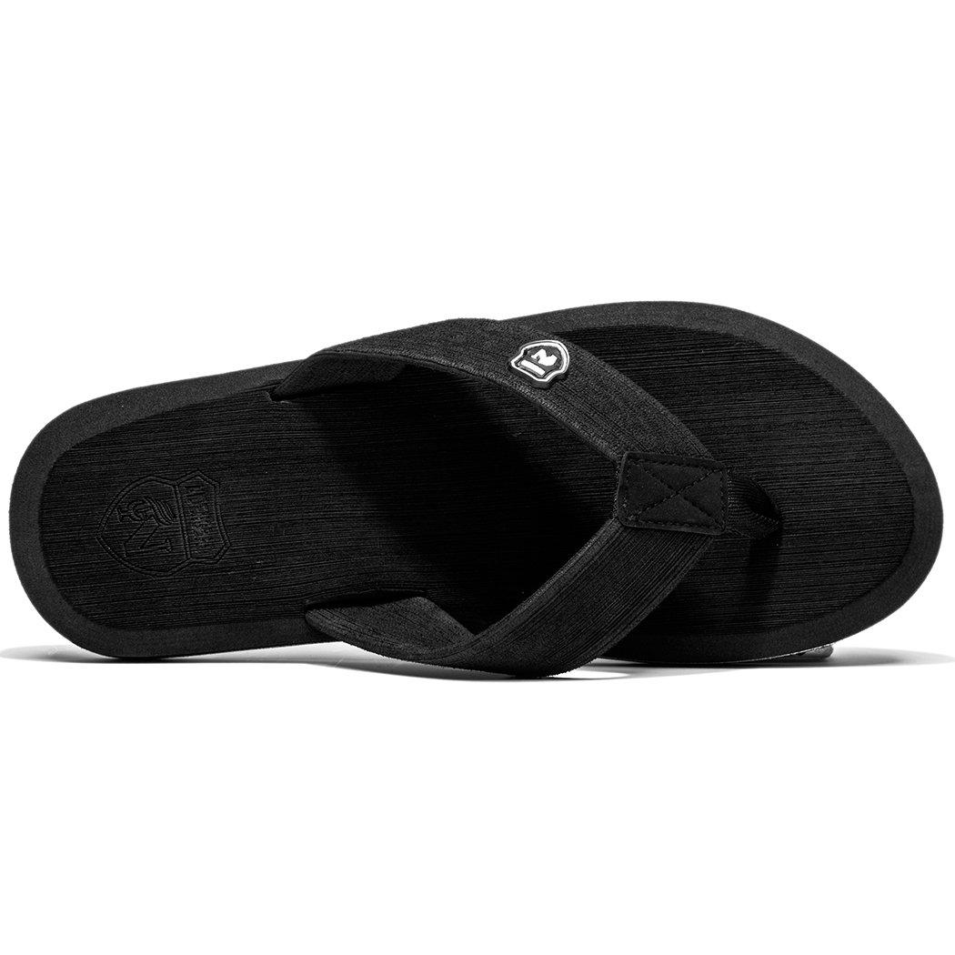 NeedBo NDB Men/'s Classical Comfortable II Flip-Flop Lightweight Sandals
