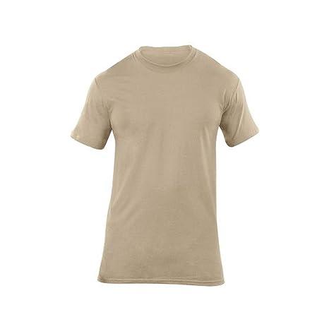 ff5d4cce33c4c7 Amazon.com   5.11 Tactical Men s UTILI-T Crew Neck Under-Shirt for ...