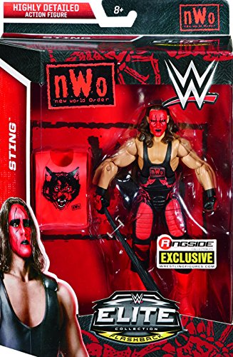 WWE Elite Collection Sting Figure (Wwe Action Figures Sting compare prices)