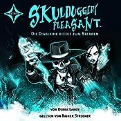 Die Diablerie bittet zum Sterben (Skulduggery Pleasant 3)   Derek Landy