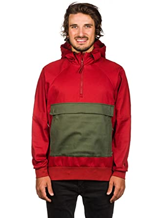 Amazon.com  Nike SB EVERETT ANORAK JACKET Mens 800176-674  Clothing 7d2bd90a168c