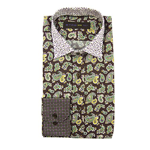 Etro Brown Shirt - Slim