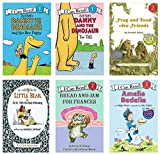 img - for I Can Read Danny Dinosaur, Amelia Bedelia, Frog and Toad, Little Bear and Bread and Jam for Frances Six Book Set book / textbook / text book