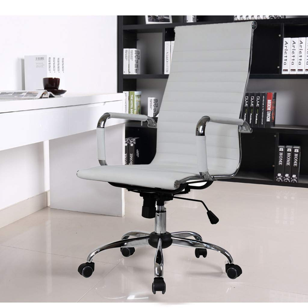 WONdere High-End Computer Chair Office Chair Reclining Home Massage Chair Lift Massage Chair Desk seat (C) by WONdere (Image #1)