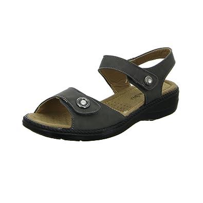 Donna Andrea XB021 Damen Komfort Sandalette  Amazon.de  Schuhe ... 7450b19f4d