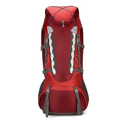 HUWAI XQQQ - Sacs à dos de randonnée, Sacs de trekking 70L, Couleur différente disponible