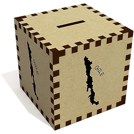 Chile país caja de dinero/Hucha (mb00051535)