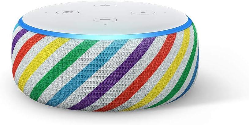 Echo Dot Kids Edition (3rd Gen) - Rainbow