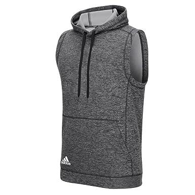 adidas Climawarm Team Issue Sleeveless Hood at Amazon Men's