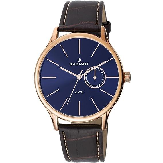 Reloj RADIANT New Duke RA395603 Hombre Azul