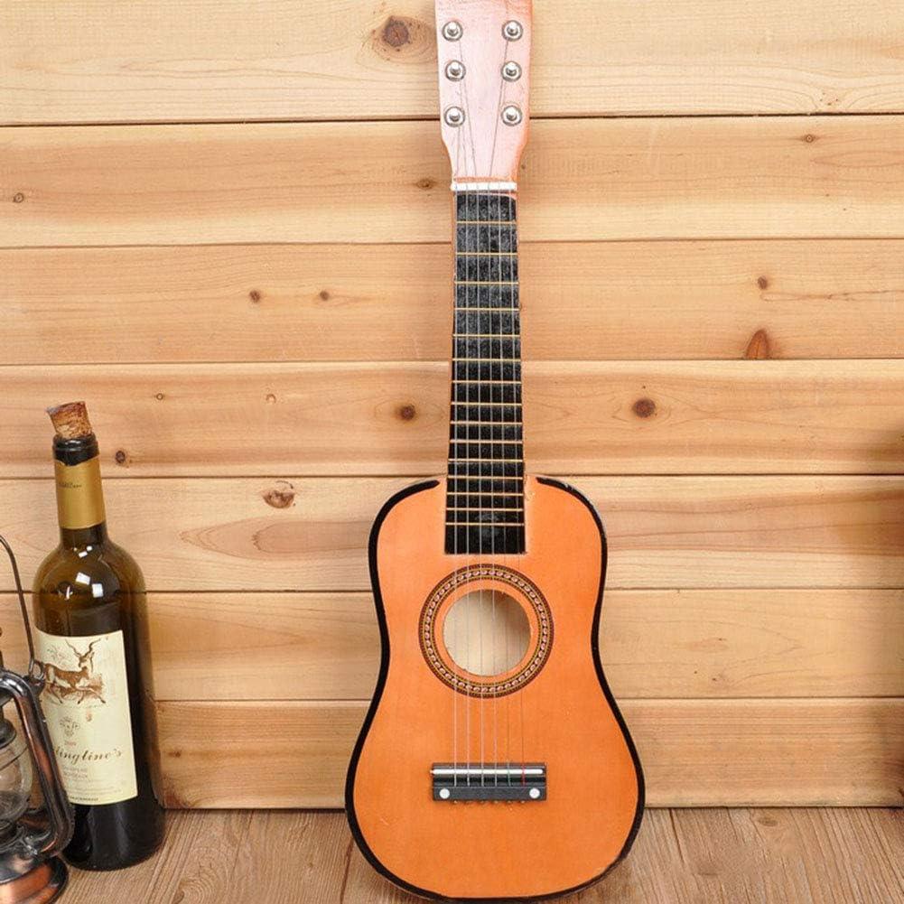 feeilty Guitarra clásica para niños, Juguetes Musicales con 6 ...