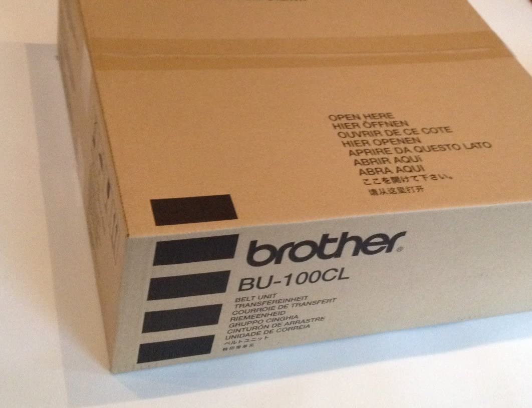 50,000 page yield on letter size paper Brother Belt Unit approx