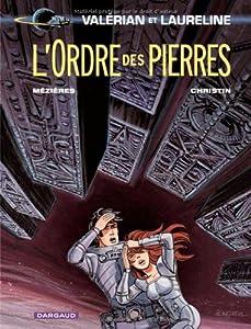 """Afficher """"Valerian et Laureline n° 20 L'ordre des pierres"""""""