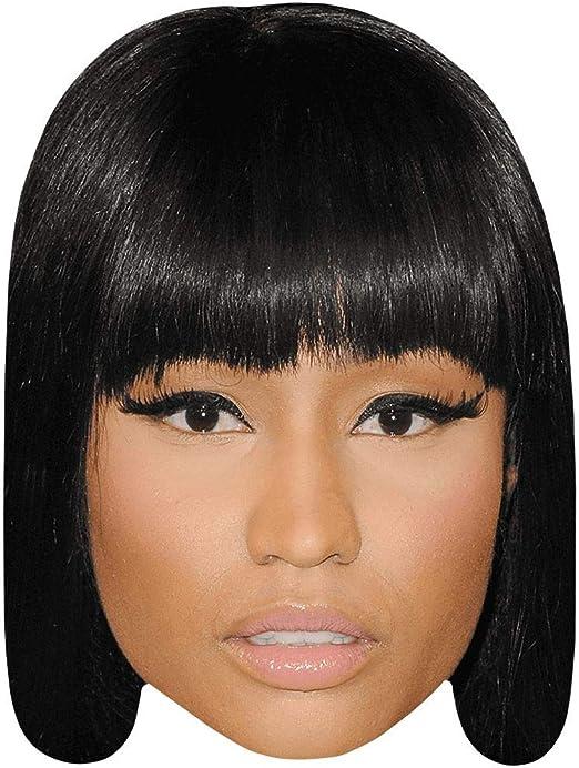 Nicki Minaj Cardboard Cutout mini size Standee. Blonde