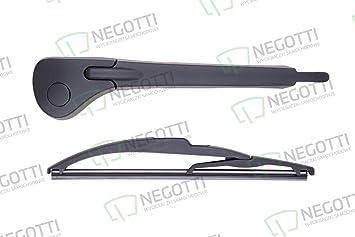 NEGOTTI - Limpiaparabrisas Trasero y limpiaparabrisas Trasero 260 mm ...